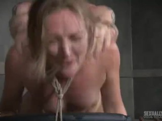 Crazy squirt orgasm big dick