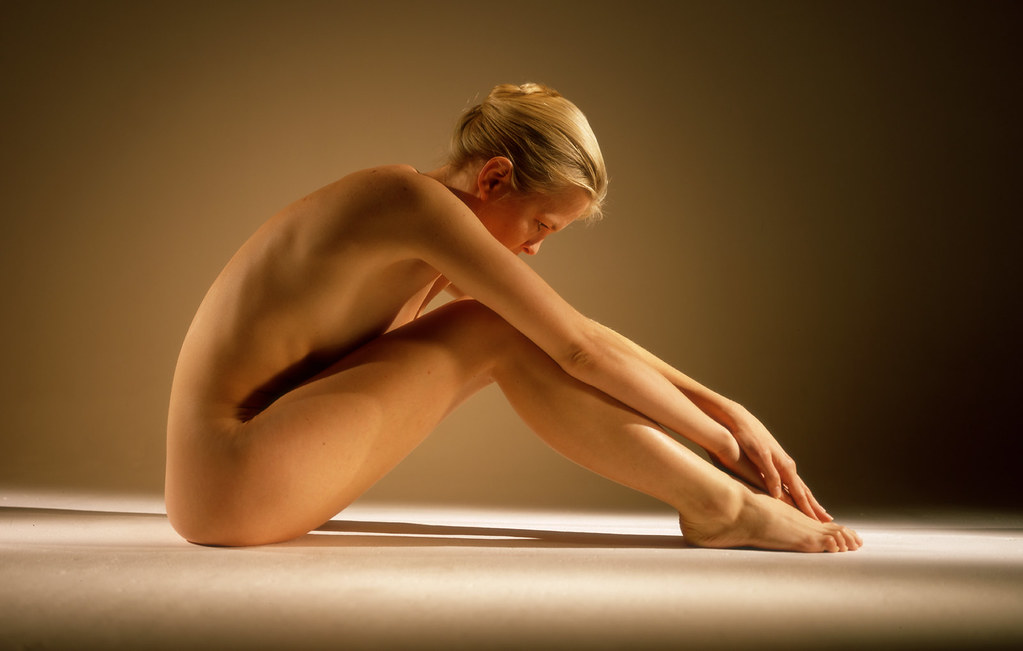 Naked girls with guns nude not