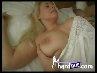 Young hot naked woman