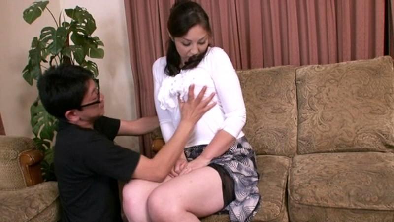 Massage with hot sex