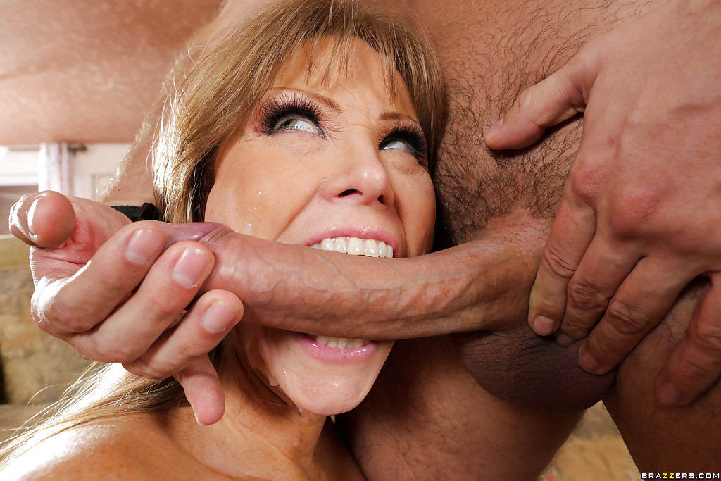 Cuckold shares his wife with muscle black guy