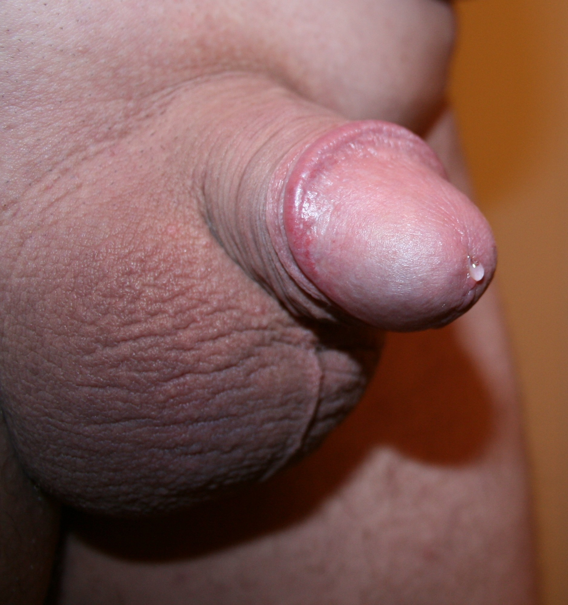 Very young twink sperm